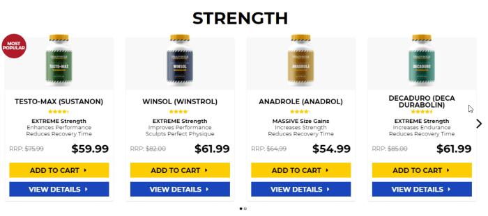 köpa steroider online 2020 Nanrolone Decanoate