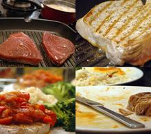Bodybuilder's Dinner