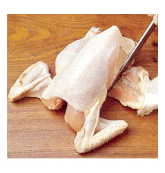 How To Cut Up A Chicken Easily