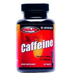 Pre-Workout Caffeine Works!
