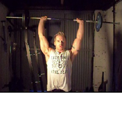Military Press / Overhead Press Video Tutorial