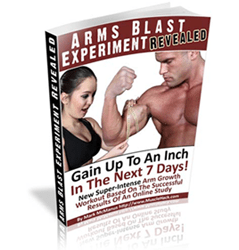 Experiment: Gain 1/2 Inch On Your Arms In A Week!