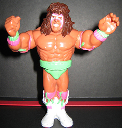 The Ultimate Warrior Agrees With Me