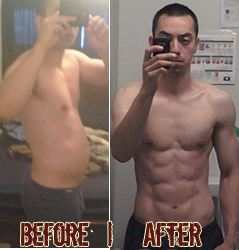 Lose The Gut & Get Cut Like This Muscle Hacker!