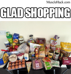Mark's GLAD Shopping Trip