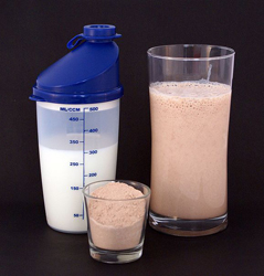 1 Large Dose of Protein Vs Many Small Micro-Doses