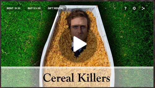 cereal killers video