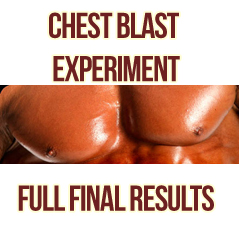 Chest Blast Experiment: The Full List of Results