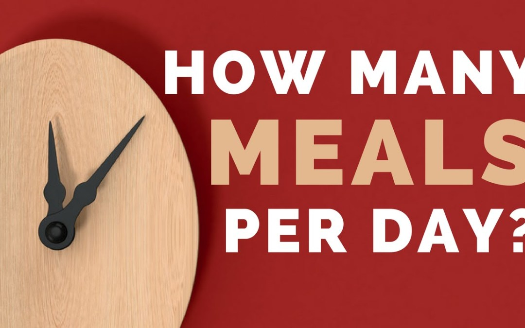 How Many Times To Eat Per Day To Build Muscle