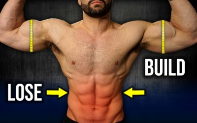 YES YOU CAN BUILD MUSCLE AND BURN FAT AT THE SAME TIME