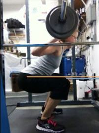 Crafting a Successful Squat: The Squat is Individual | How to squat properly | You'll learn the basics of barbell squatting and learn why your squat form looks different from that of anyone else. It's perfectly normal. Click the image to find out how body mechanics and leverages affect the outcome of YOUR successful squat.