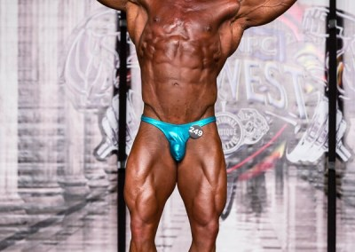 Wes Boyd – 2017 NPC Midwest Championships
