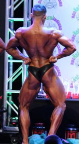 Patrick McVey - 2017 NPC Natural Indiana Championships - Best Fit Posers