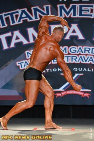 Jim Holcomb - 2017 IFBB Tampa Pro  - Best Fit Classic Physique Trunks
