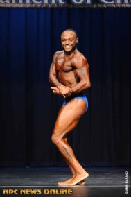 Stevie Sellers - 2017 NPC Southern Tournament of Champions - Best Fit Posers