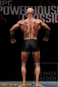 Casey Truelson - Best Fit Classic Physique Trunks