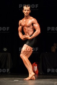 Justin Guenther - Best Fit Classic Physique Trunks