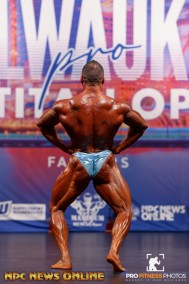 Louis Churnovic - Posing Suit - Muscle Potential