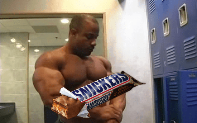 victor martinez diet