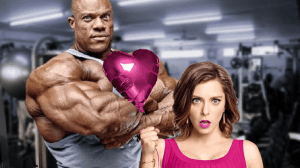 bodybuilder girlfriend