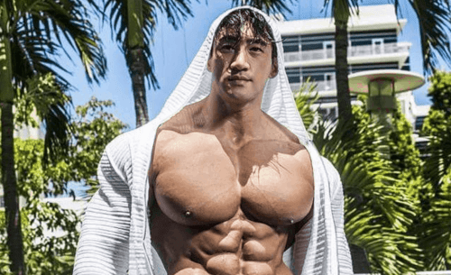 Chul Soon abs