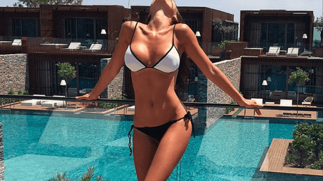 hottest female fitness models