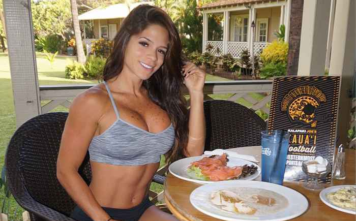 Michelle Lewin diet