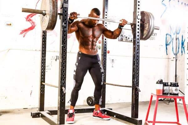 mike rashid squat