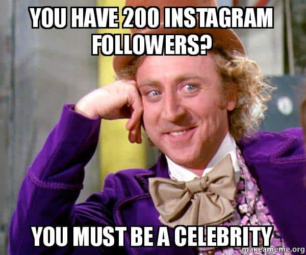 instagram followers meme
