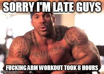 rich piana workout