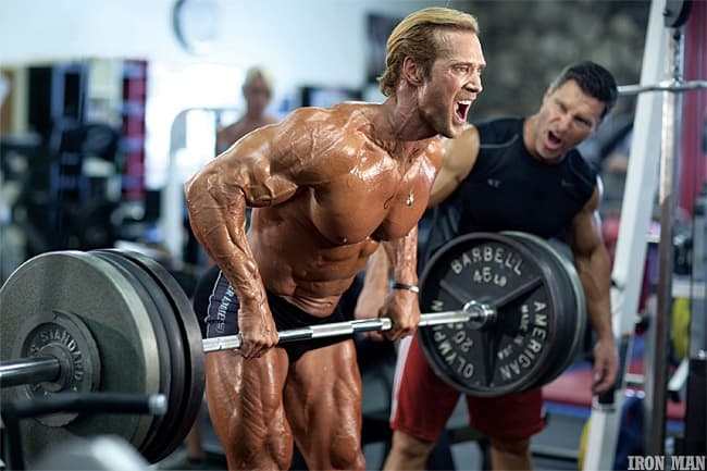 mike o'hearn workout