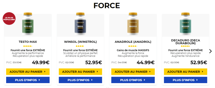 site achat steroide Tren Acetate 100mg