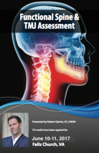 Functional Spine TMJ