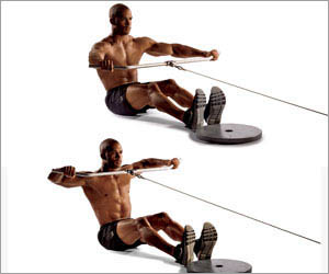 Image result for row back anatomy