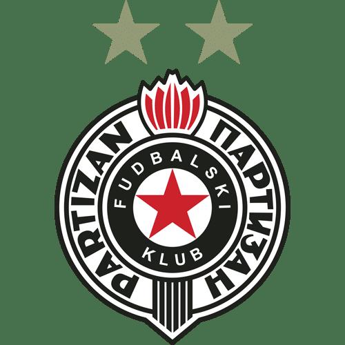 Logo du Partizan Belgrade