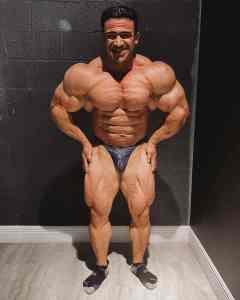 2019 Olympia 212 Champion kamal Elgargni