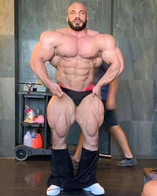 Big Ramy pre 2020 Olympia