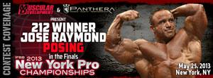 new york pro bodybuilding