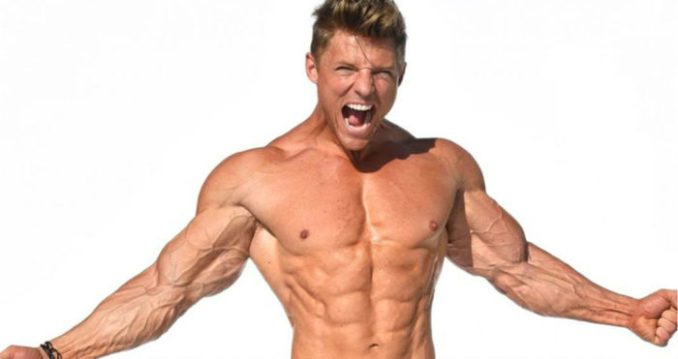 Cook take steroids or it is natural