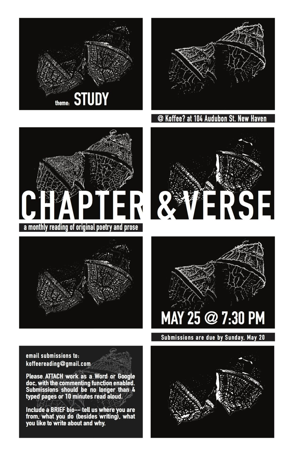 medium resolution of chapter verse poster by carolyn stockage