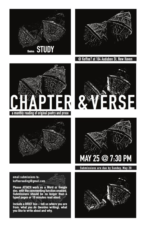 small resolution of chapter verse poster by carolyn stockage