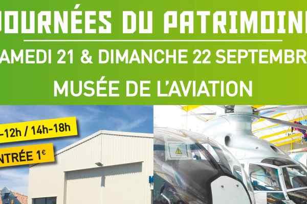 Musée aviation Saint Victoret - Journées du patrimoine