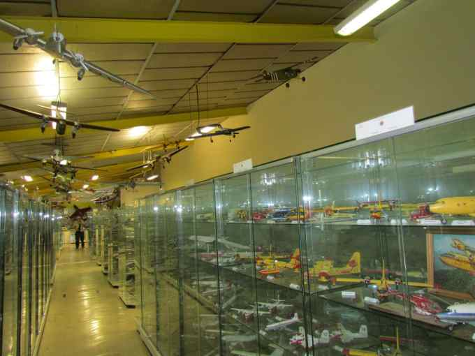 Musée aviation Saint-Victoret