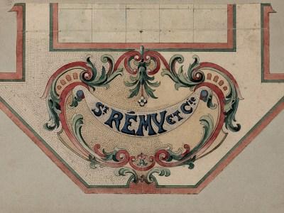 La première génération Odorico (1882-1912) : qualité et maîtrise de la l'art mosaïque