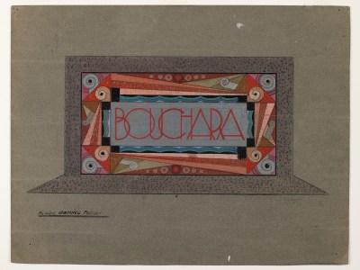 Les mosaïques Odorico fils pour enseigne : les usines et les commerces