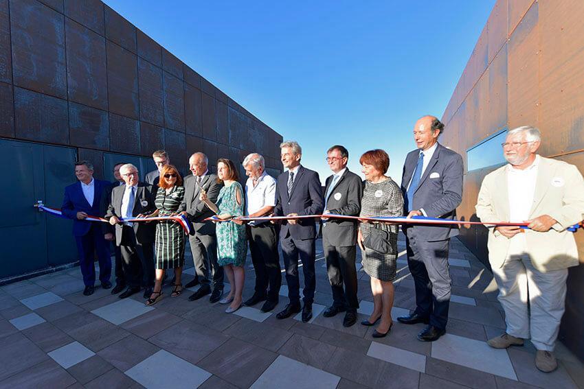 Inauguration Musée de Gergovie