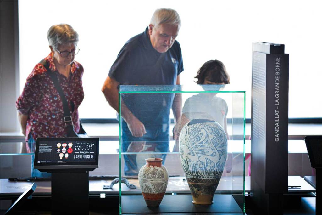 Les vases peints de Gandaillat