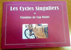 Livret des cycles créés par Claudius de Cap Blanc