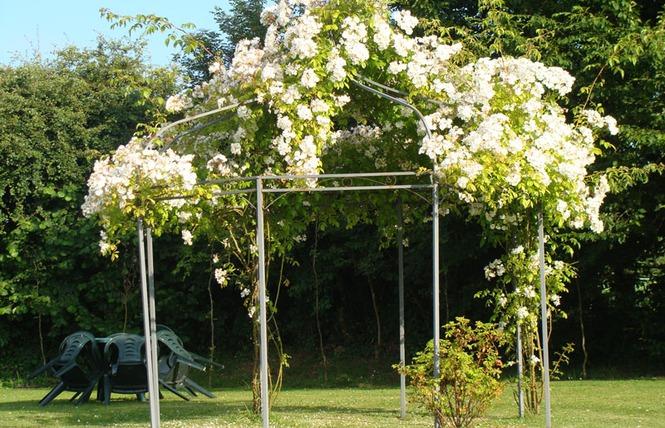 Les Jardins du Manoir de Donville NOrmandie