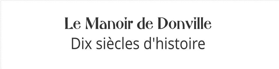 Un des nombreux boudoirs du Manoir de Donville en Normandie